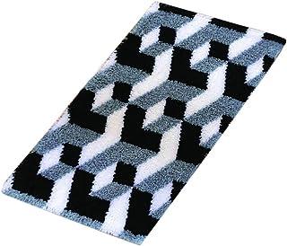 Kn/üpfteppich DIY Handwerk Strickwolle Zum Selber Kn/üpfen Teppich Handgefertigtes Kreuzstich-Werkzeugset F/ür Kinder Erwachsene 50 50Cm,A
