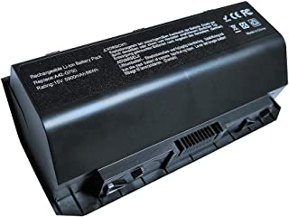 A42-G750 Laptop Battery Compatible with ASUS(ROG) G750 Series G750J G750JH G750JM G750JS G750JW G750JX G750JZ[Li-ion 15V 88WH 8-Cell] -18 Months Warranty