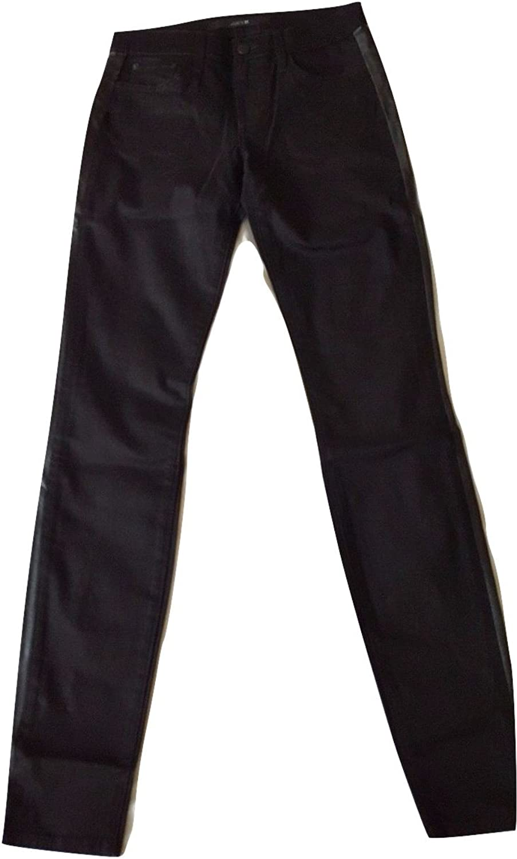 Joe's Jeans Skinny Tuxedo Pants Black 26