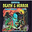 Essential Death & Horror Sound Effects, Vol. 2