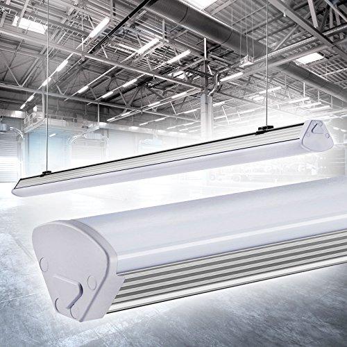 LED Linear Hallenleuchte Tube Röhre Leuchte 60W Industrielampe Lichtleiste 150 cm
