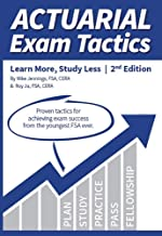 Best actuarial exam tactics: learn more, study less Reviews