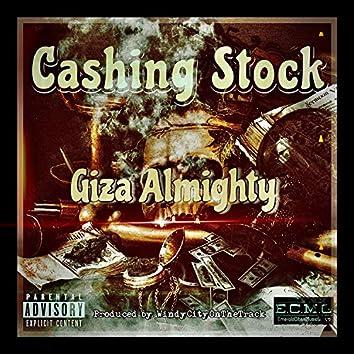 Cashing Stock
