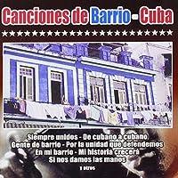 Canciones Del Barrio-Cuba