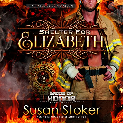 Shelter for Elizabeth audiobook cover art