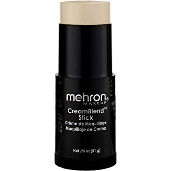 Mehron Makeup CreamBlend Stick (0.75 Ounce) (EURASIA Ivory)