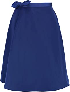 Weekend Women's Lux Bow Waist A-Line Skirt