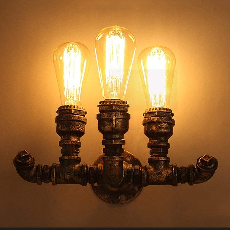 LQB LQB LQB Retro Nachttischlampe europäischen industriellen Luft Lampe Bar Restaurant Cafe Hotel Cafe Wandleuchte B07G832WSH | Günstige Bestellung  e986eb