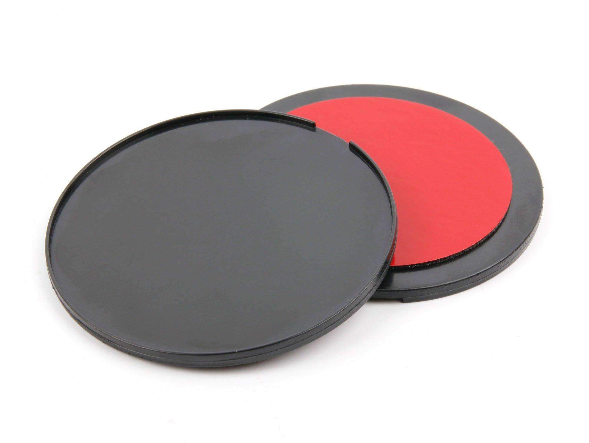 DURAGADGET Pack De 2 Discos Adhesivos para Tomtom GO 520/5200 ...