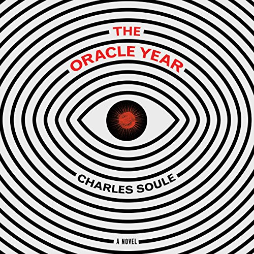 Page de couverture de The Oracle Year