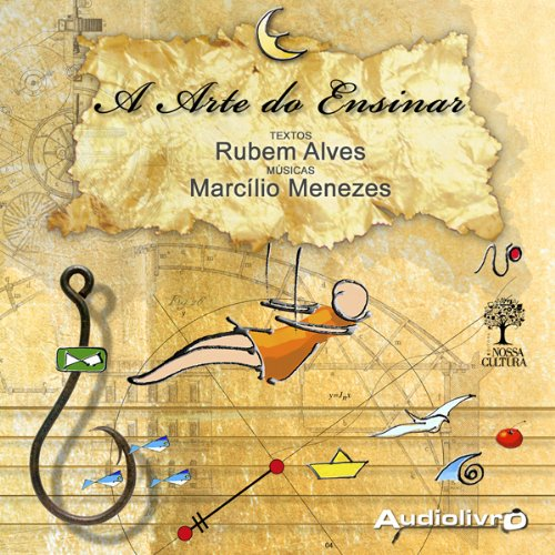 A Arte do Ensinar [The Art of Teaching] audiobook cover art