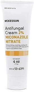 Sponsored Ad - McKesson 2% Miconazole Nitrate Antifungal Cream, 4 oz.Tube