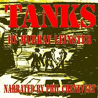 Tanks audiobook cover art