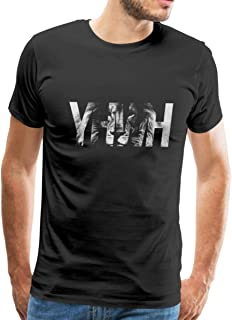 YHWH Yahweh God Lion Men's Premium T-Shirt