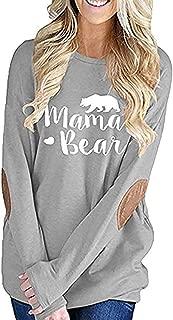 Best mama bear and baby bear sweatshirts Reviews