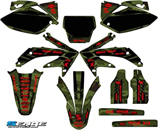 honda crf 450 graphics