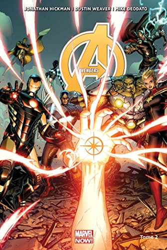 AVENGERS MARVEL NOW T02
