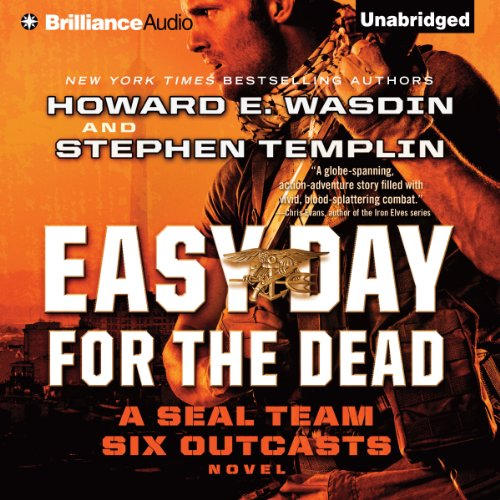 Easy Day for the Dead audiobook cover art
