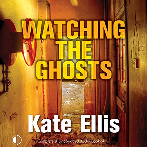 Watching the Ghosts audiobook cover art