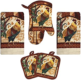 Amazon Com Rooster Kitchen Decor