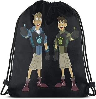 Unisex Ligero C/ómodo Mochila con Cord/ón Bolsa De Kit De PE para Deporte Escolar MaryWilson Mochila con Cord/ón CN-CO