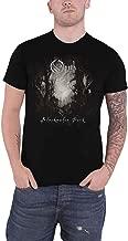 Opeth T Shirt Blackwater Park Album Cover Band Logo Official Black