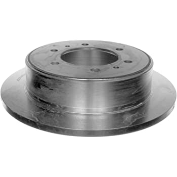ACDelco 18A1595 Professional Rear Drum In-Hat Disc Brake Rotor