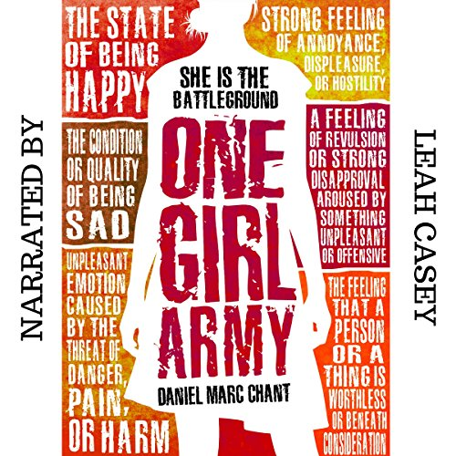 One Girl Army cover art