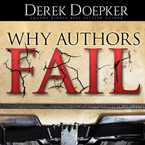 Why Authors Fail audiobook cover art