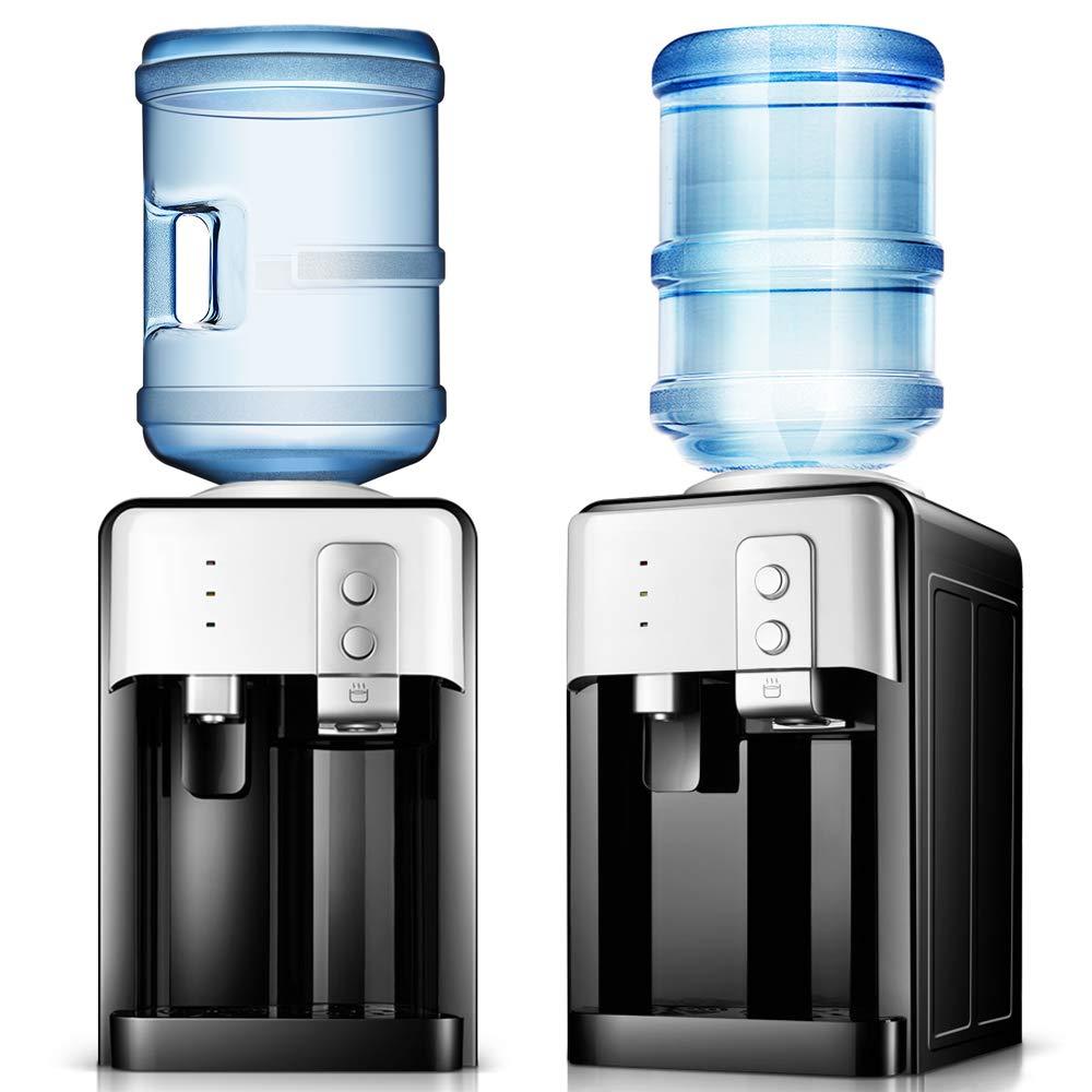 YANGMAN-WD Dispensador de Enfriador de Agua de mostrador, Agua ...