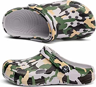 BIG WASP Kids Summer Water Shoes Baby Girls Boys Clogs Fashion Children Garden Shoes Toddler Beach Slip On Slippers