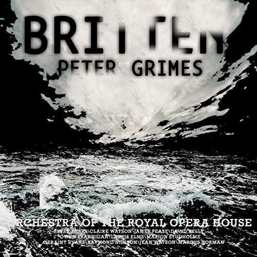 Benjamin Britten & Orchestra & Chorus of the Royal Opera House