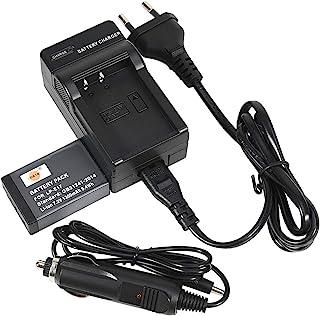DSTE Ersatz Batterie und DC153E Viaje Cargador kit para Canon LP-E17 EOS M3 750D 760D Rebel T6i T6s SLR s