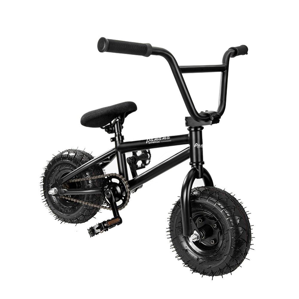 Seababyhouse Mini BMX bicicleta carrera bicicleta FAT tires Freestyle 10