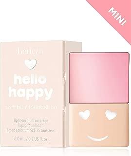 Hello Happy Soft Blur Foundation Mini Shade 1 - fair cool
