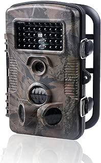 WOSPORTS Trail Camera, 12MP Outdoor Game Hunting Camera Infrared Night Vision Surveillance Camera (Trail Camera)