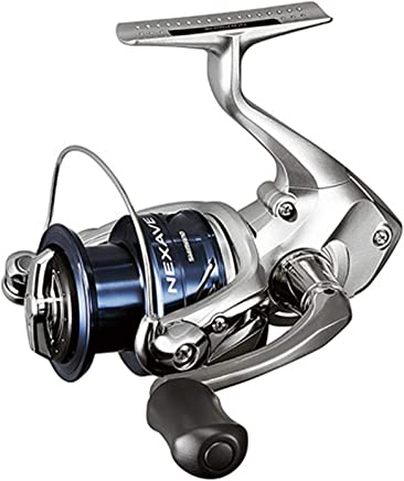 SHIMANO Nexave Spinning Fishing Reel, Model 2018