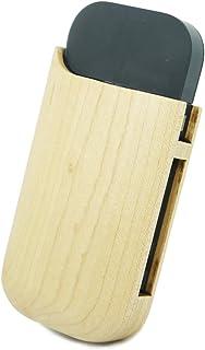 [BlissLeather] 【新型2.4 Plusにも対応】上質 木製 アイコスケース iQOSケース 正規品 限定 専用 ケース 純正 カバー