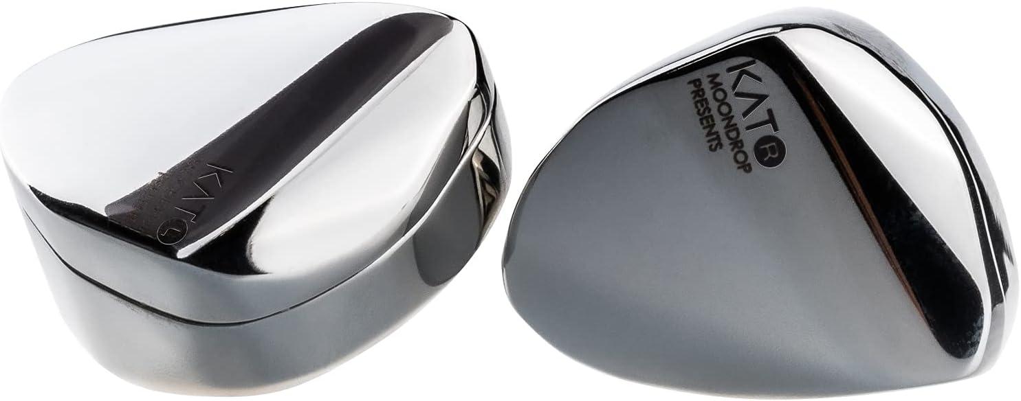 Moondrop KATO Earphone DLC Composite Diaphragm Advanced Ultra Linear Technology Dynamic in-Ear Earplug