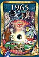 1965Flickback DVD Greeting Card : 52nd誕生日または52nd Anniversary