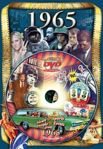1965 Flickback DVD Greeting Card: Great Birthday or Anniversary