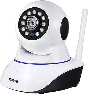 Fuers 1080P HD WiFi Sécurité à la Maison Caméra IP de Sécurité Réseau CCTV Caméra de Surveillance IR Vision Nocturne Monit...