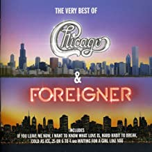 Very Best of Chicago & Foreigner