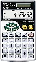 $22 » Sharp EL344RB EL344RB Metric Conversion Wallet Calculator 10-Digit LCD