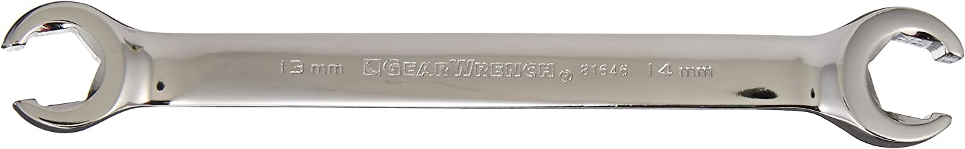 GEARWRENCH 13mm x 14mm Flare Nut Wrench - 81646