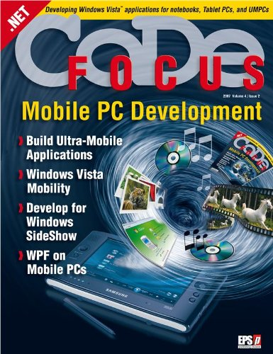 CODE Focus Magazine - 2007 - Vol. 4 - Issue 2 - Mobility (English Edition)