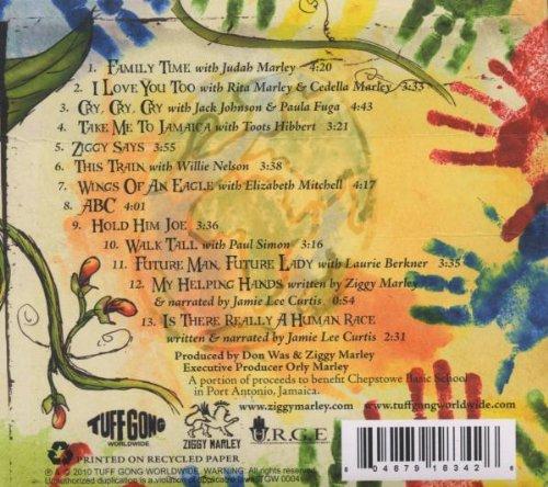 Tuff Gong Music CD Teaching Material (M12003)