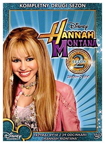 Hannah Montana Season 2 [5DVD] (IMPORT) (Keine deutsche Version)