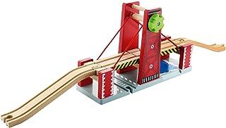 comprar comparacion Catschat Puente ferroviario de Madera- Set de Accesorios de Tren de Madera