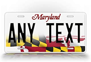 Best maryland war of 1812 license plate Reviews